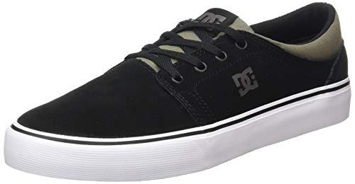 DC Shoes Herren Trase SD Sneaker, Grey/Grey/red, 44.5 EU