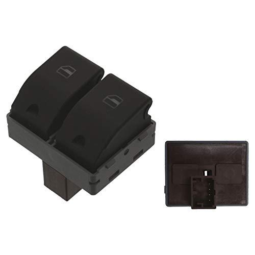 febi bilstein 44537 Schalter für elektrische Fensterheber , 1 Stück