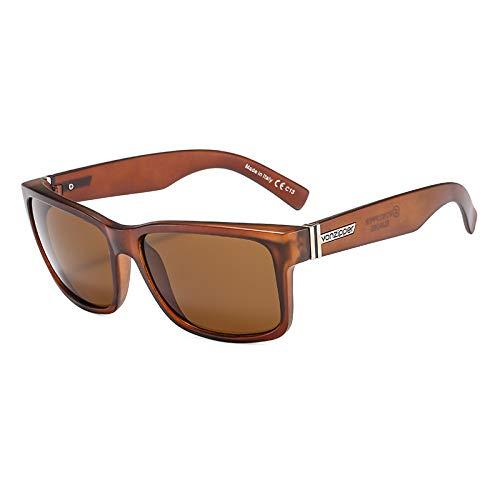 Gafas De Sol Para Hombres Y Mujeres Tamaño medio Té de arena