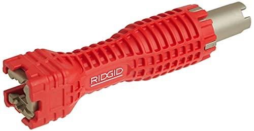 Ridgid 57003 EZ Change Faucet Tool, Sink Wrench , Orange