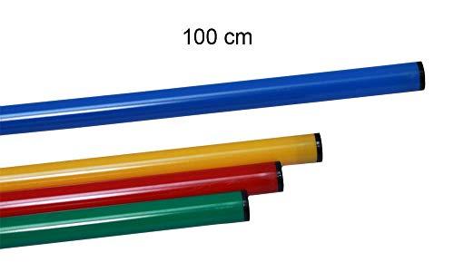 Boje Sport Stange/Stab 100 cm, Farbe: blau