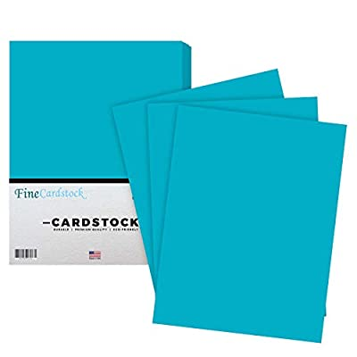 Neenah Astrobrights Premium Color Card Stock, Paper 65 Lb Cover/Cardstock - 50 Sheets Per Pack