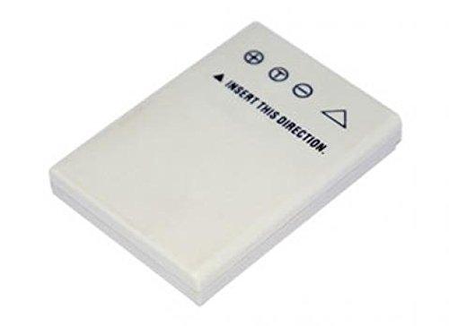 PowerSmart - Batería de Ion de Litio (3,70 V, 850 mAh) para BENQ DC C500, DC E43, DC E53, DC E53+, DC E63+, DC E720, 02491-0015-00
