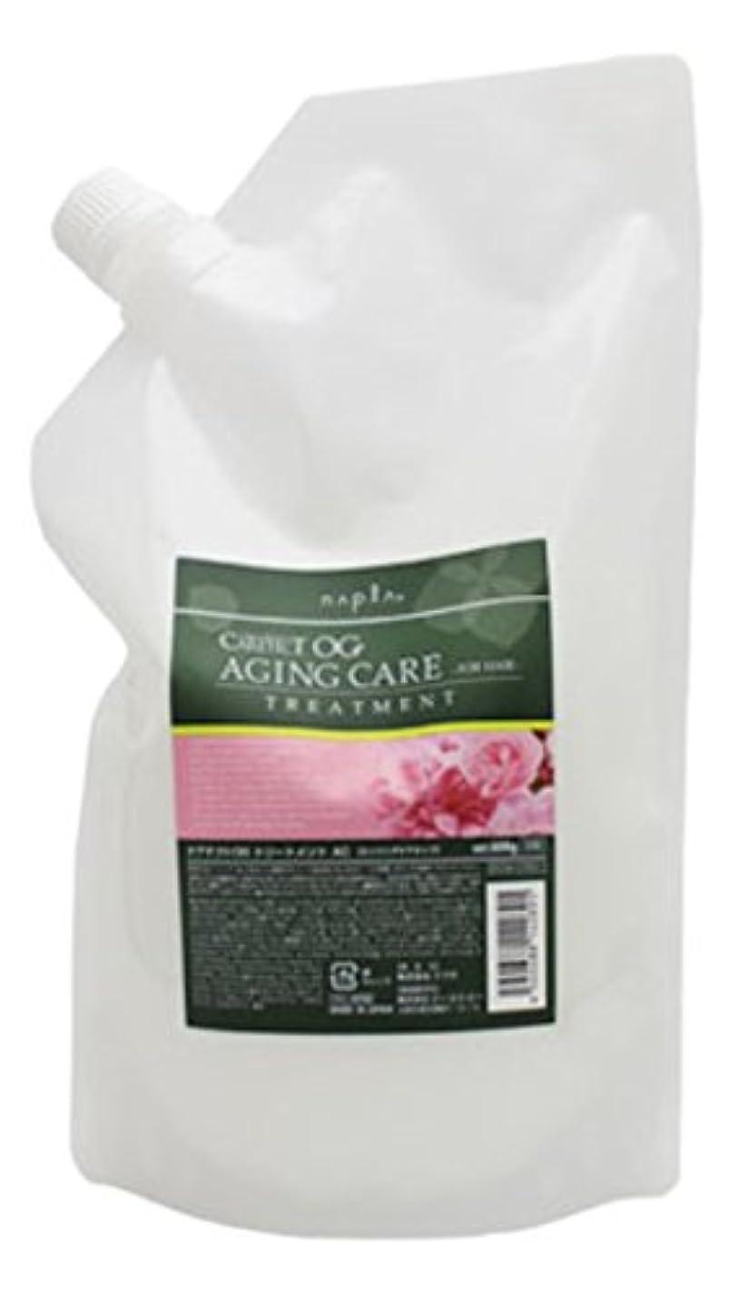写真の要件小麦粉ナプラ ケアテクトOG トリートメント AC レフィル 600g