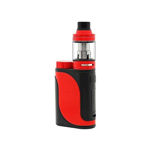 Auténtico Eleaf Istick Pico 25 Cigarrillo electrónico 85W Kit de inicio Eleaf Pico25 Sin Tabaco y Sin Nicotina (Rojo)