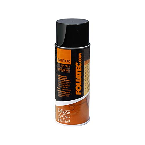FOLIATEC Interiorange Colorange Versiegler Spray klar matt