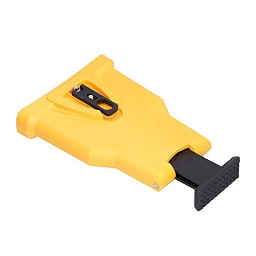 Snufeve6 Kettensägenschärfer, einfacher und tragbarer Sägeblattschärfer für den Außenbereich