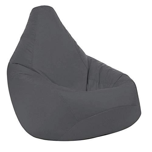 Gefüllte Amimal Storage Sitzsack Stuhl Waschbares Sitzsofa - Bezug für Kinder Erwachsene