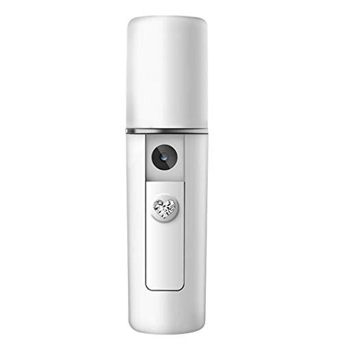 Yihaifu Piel de la Cara humidificador de Aire portátil USB humidificador de Aire humidificador portátil Recargable rociador de la Niebla de Mano hidratante atomizador sin Espejo