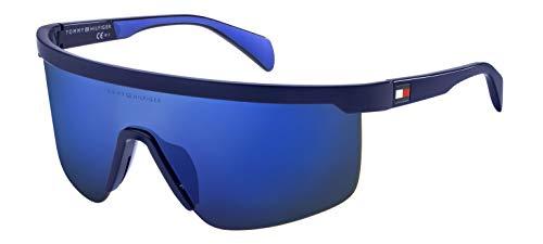 Tommy Hilfiger TH 1657/G/S Gafas de sol, Multicolor (Blue), 99 Unisex Adulto