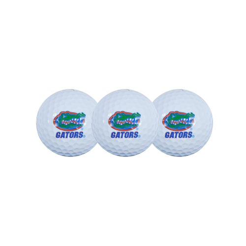 Florida Gators Golf Ball Pack of 3