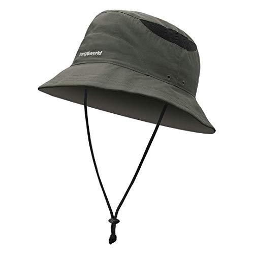 Trangoworld Karakum DT Sombrero, Unisex Adulto, Verde Oscuro/Antracita, L