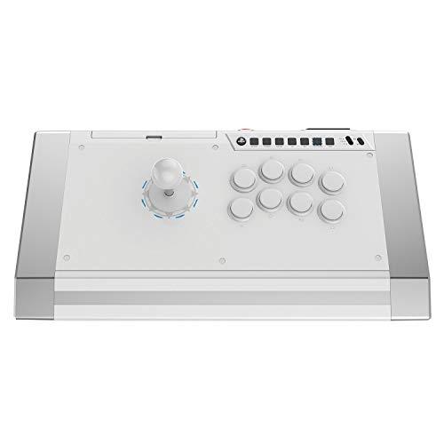 Qanba Qanba Q3-PS4-01E Q3 Obsidian Arcade Pearl Joystick - PlayStation...