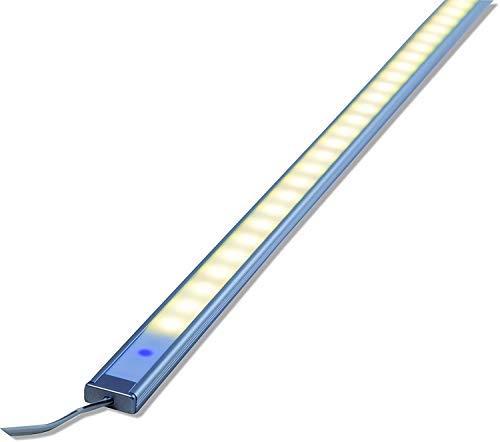 BARRA LED CON INTERRUTTORE TOUCH - 1 METRO - 1500 LUMEN, CHIP 5630 SAMSUNG (Luce calda)