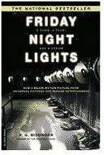 By H.G. Bissinger: Friday Night Lights