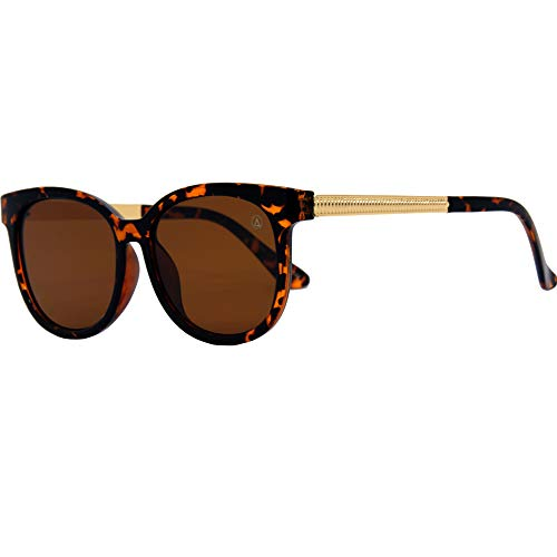Óculos de sol TAMARIT, Les Bains, Feminino, Tartaruga