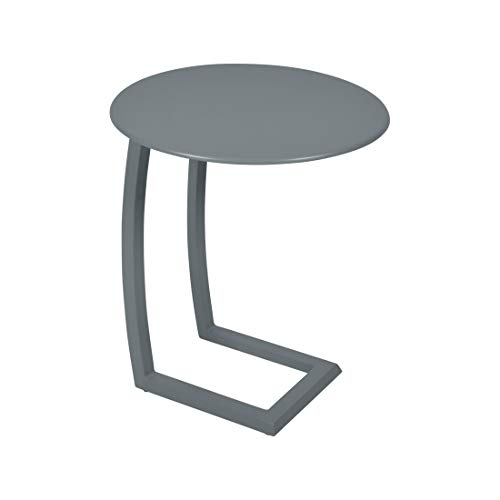 FERMOB Alizé Table d'appoint, Gris