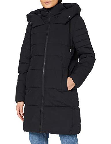 ESPRIT Damen 100EE1G306 Jacke, 001/BLACK, L