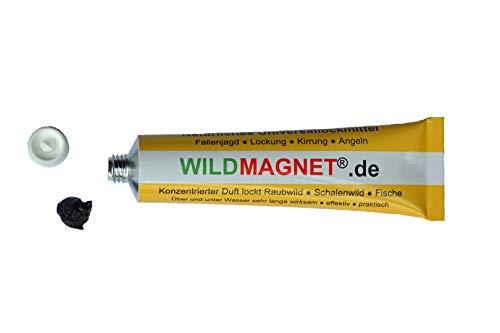 Wildmagnet - Umiversallockmittel - Raubwild, Schalenwild, Fische - Grundpreis 1 kg = 830 €