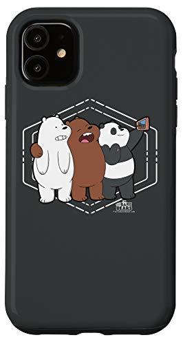 iPhone 11 We Bare Bears Selfie Case