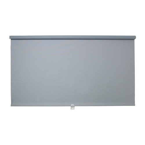 IKEA TUPPLUR, Block, out Rollo, Grau, 140 x 195 cm