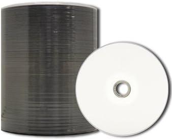 MediaPro Blank DVD - Professional Jacksonville Mall Printab Inkjet White Grade Some reservation Hub