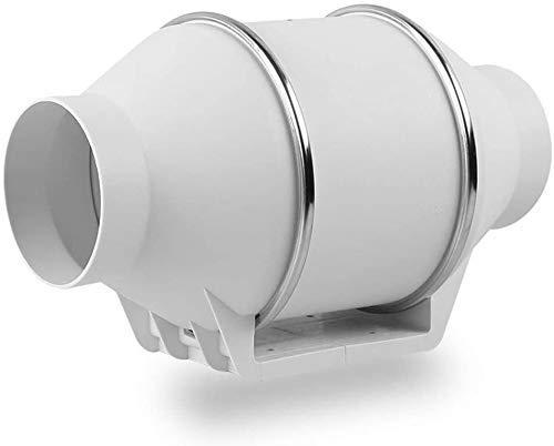 Los extractores de aire 4 pulgadas conducto redondo potente ventilador de cocina aspiración de humos de escape baño de ruido: 25db-35db Velocidad: 1070-250r / min Potencia: 25w-35w Frecuencia: 50 Hz Z