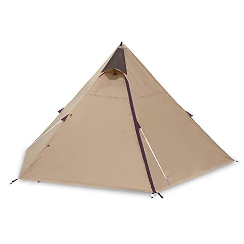 MYFD Tienda de campaña familiar al aire libre, fácil de instalar o senderismo, montañismo, impermeable, resistente al viento, tienda de campaña instantánea, para acampar al aire libre, senderismo