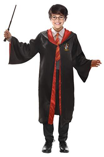 Ciao-Harry Potter Costume Travestimento Bambino Originale (Taglia 9-11 Anni), Colore Nero, 11727.9-11