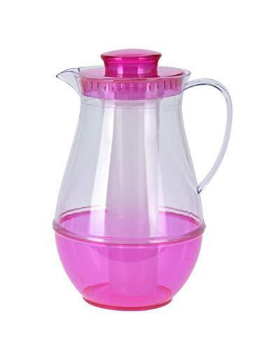 Meinposten. Sapkan met koelelement drankpul pot sapkrug kruik 2 liter kunststof