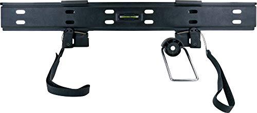 Schwaiger LWH2337 011 LED TV-Wandhalter ab 58,4 cm (23 Zoll) bis 93,9 cm (37 Zoll) schwarz