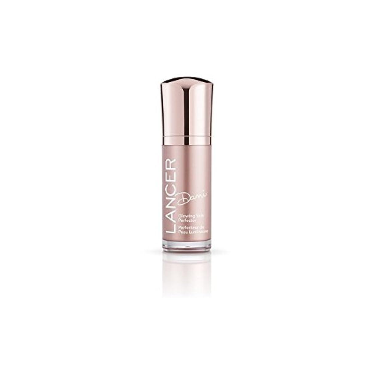 トリクル百科事典重量スキンパーフェク輝くランサースキンケアダニ(30ミリリットル) x4 - Lancer Skincare Dani Glowing Skin Perfector (30ml) (Pack of 4) [並行輸入品]