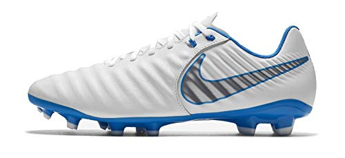 Nike Unisex-Erwachsene Tiempo Legend 7 Academy FG AH7242 107 Fußballschuhe, Mehrfarbig (Indigo 001), 40 EU