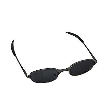 eoqo Gafas de Sol con Retrovisor Espejo Retrovisor con función Anti-UV