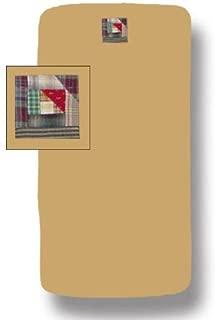 Patch Magic Crib Sheet Set, Wild Goose Log Cabin, 30
