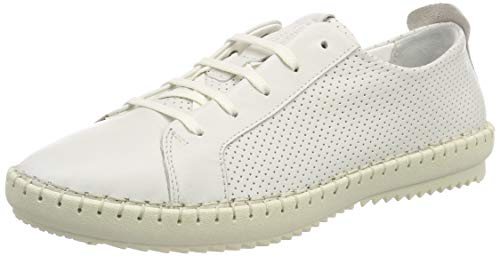 camel active Ethnic 72, Damen Derby, Weiß (White 2), 43 EU (9 UK)