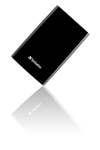 Verbatim HDD 2.5IN 500GB 5400RPM USB3.0 BLACK - 53029 (Storage > External Hard Drives)