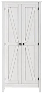 Ameriwood Home SystemBuild Storage Cabinet, Ivory Pine (B07CXT4FGX) | Amazon price tracker / tracking, Amazon price history charts, Amazon price watches, Amazon price drop alerts