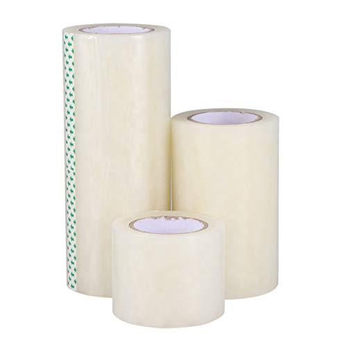Cabilock 3 Rollen Gewächshaus Polyethylen Reparatur Weatherseal Filmband Reparaturbänder für Gewächshaus Versiegelung Und Naht 3 Größe