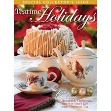 Teatime Holidays Special Issue 2015
