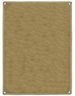 WG Patch Aufhänger - Klettmatte Wand, tan