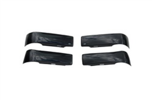 Auto Ventshade 41033 Dark Smoke Headlight Covers for 1994-1999 Chevrolet & GMC C/K1500-C/K3500, 1994-2000 Tahoe & Suburban | Fits Vehicles with Wraparound Headlights
