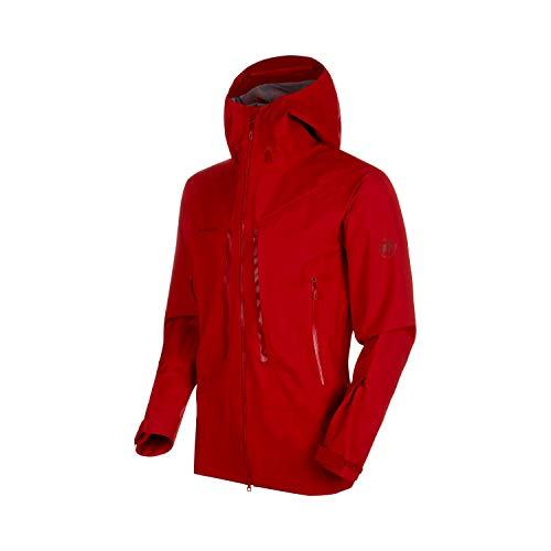 Mammut Masao HS Hooded Jacket Men - Regenjacke