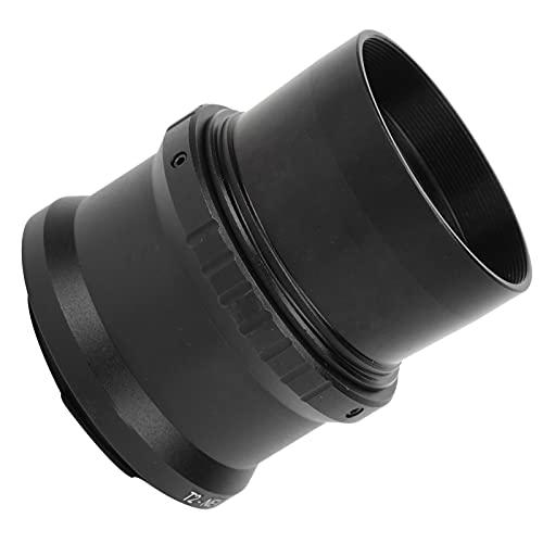 GOSHYDA Telescope Adapter Ring, 2in Astronomical Telescope T Mount Tube Ring Adapter, for Sony E Mount Mirrorless Camera