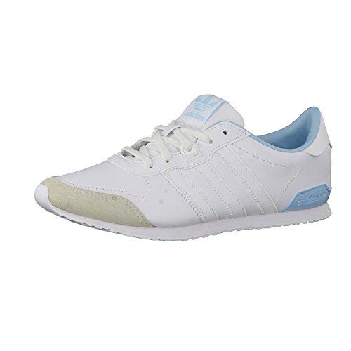 adidas Zapatillas ZX 700 Be Lo Woman Blanco/Azul EU 40 2/3 (UK 7)