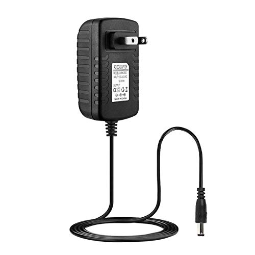 QKKE 6.0V 1.0A AC Power Adapter for Bush All Weather Rechargeable DAB Radio NE-2151