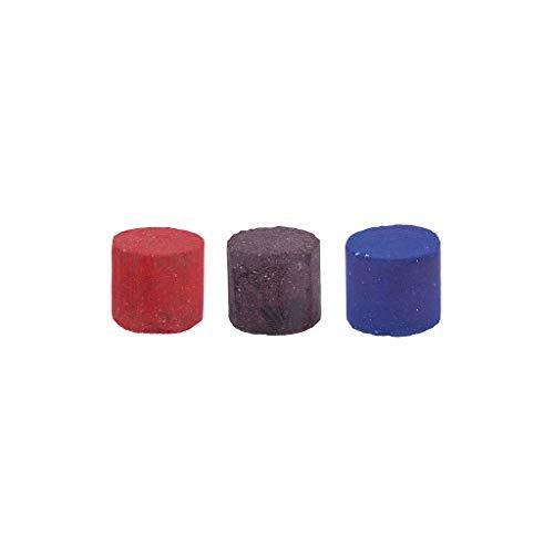 10 piezas Color Humo Pastillas Pastillas Coloridas Bombas de Humo Coloridas Trucos de Magia Props Pastillas Películas Lucha contra Incendios Herramientas Vídeo MV Auxiliar Fotografía Portátil (B)