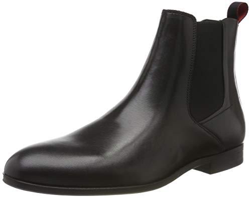 HUGO Boheme_Cheb_ltst, Herren Chelsea Boots, Schwarz (Black 001), 40.5 EU (6.5 UK)