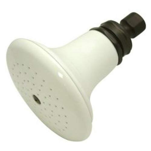 Elements of Design EDP505 Colonial Ceramic Shower Head, Oil Rubbed Bronze