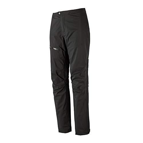 Patagonia Damen W's Rainshadow Pants Hose, schwarz, XL